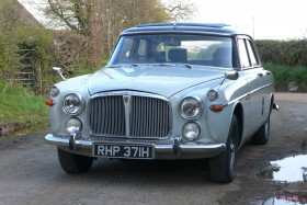 1969 Rover 3500 P5 Classic Cars for sale