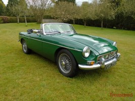 1968 MG C Roadster Classic Cars for sale
