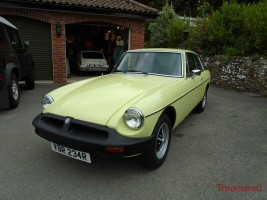 1977 MG B GT Classic Cars for sale