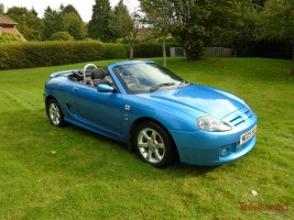 2005 MG TF Classic Cars for sale