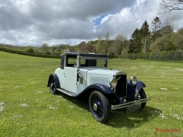 1933 Austin Light 12/4 Drophead Coupe with Dickey by Gordon Classic Cars for sale