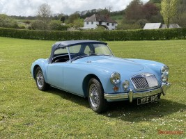 1960 MG A Roadster Classic Cars for sale