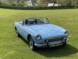 1971 MG B Roadster Classic Cars for sale