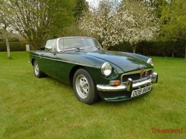 1974 MG B Roadster Classic Cars for sale
