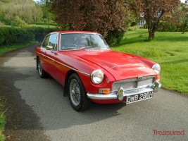 1969 MG C GT Classic Cars for sale