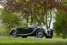 1937 Aston Martin Long Chassis 15/98 Classic Cars for sale