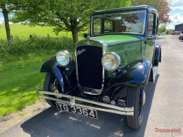 1933 Austin 10 Deluxe Classic Cars for sale