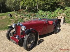 1949 MG TC Classic Cars for sale