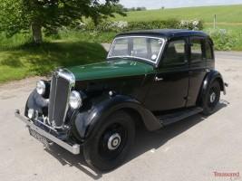 1936 Morris Ten Four Series 2 Classic Cars for sale