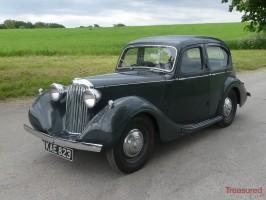 1947 Sunbeam-Talbot Ten Saloon Classic Cars for sale