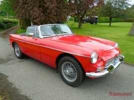 1970 MG B Roadster Classic Cars for sale