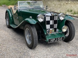1939 MG TA Classic Cars for sale