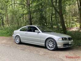 2001 BMW 320Ci (e46) Classic Cars for sale
