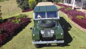 1955 Land Rover Series 1 80