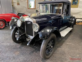 1929 Austin 12/4 Two Seat Tourer with Dickey Classic Cars for sale