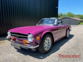 1972 Triumph TR6 Classic Cars for sale