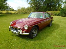 1973 MG B GT V8 Classic Cars for sale