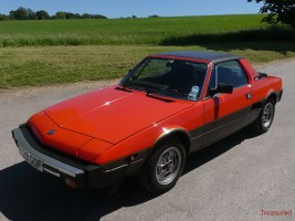 1984 Fiat X1/9 Classic Cars for sale