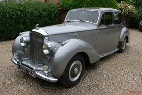 1954 Bentley R Type Automatic Saloon Classic Cars for sale