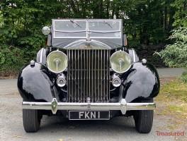 1938 Rolls-Royce Phantom III Freestone  Classic Cars for sale