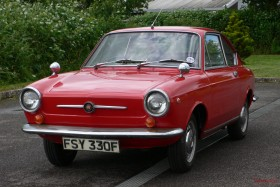 1967 Fiat 850 Sport Coupe Classic Cars for sale