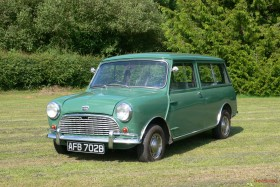 1964 Austin Mini Estate Classic Cars for sale
