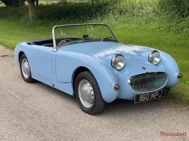 1960 Austin Healey Sprite Mk 1 Classic Cars for sale