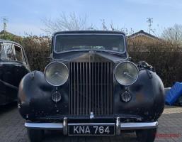 1949 Rolls-Royce 20/25 Silver Wraith Classic Cars for sale