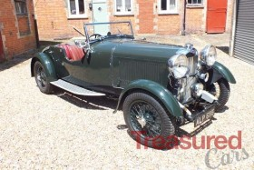 1933 Lagonda 2-litre Supercharged Low Classic Cars for sale