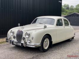 1958 Jaguar Mk1 3.4 Litre Classic Cars for sale