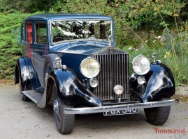 1938 Rolls-Royce 25/30 Classic Cars for sale