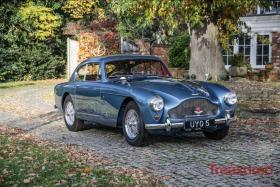 1958 Aston Martin DB MkIII Classic Cars for sale