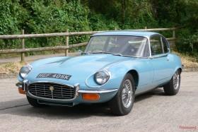 1972 Jaguar E Type Series 3 V12 FHC Classic Cars for sale