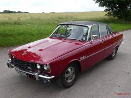 1972 Rover 3500S Classic Cars for sale
