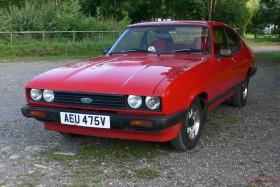 1979 Ford Capri Mk III 1.6 GL Classic Cars for sale