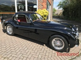 1952 Jaguar XK120 FHC Special Equipment Classic Cars for sale