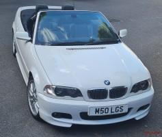2002 BMW 330Ci Convertable e46 Classic Cars for sale