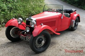 1946 HRG 1500 Sports Classic Cars for sale