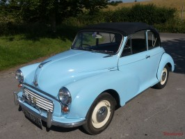 1965 Morris Minor 1000 Convertable Classic Cars for sale