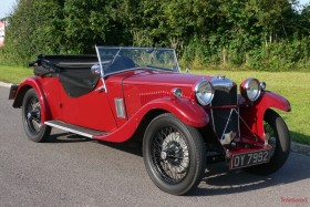 1934 Riley 9 Tourer Classic Cars for sale