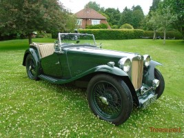 1948 MG 1100 Classic Cars for sale