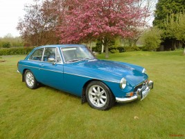1972 MG B GT Classic Cars for sale