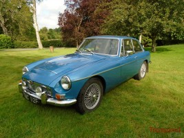 1968 MG C GT Classic Cars for sale